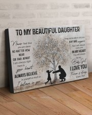 TO MY BEAUTIFUL DAUGHTER  30x20 Gallery Wrapped Canvas Prints aos-canvas-pgw-30x20-lifestyle-front-07