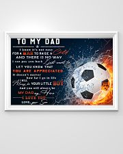 TO MY DAD - MB296 36x24 Poster poster-landscape-36x24-lifestyle-02