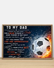 TO MY DAD - MB296 36x24 Poster poster-landscape-36x24-lifestyle-03