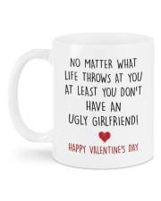 UGLY GIRLFRIEND Mug back