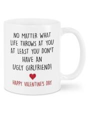 UGLY GIRLFRIEND Mug front