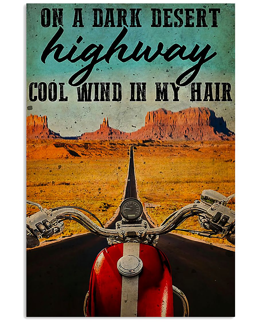 COOL WIND IN MY HAIR - MB236 16x24 Poster