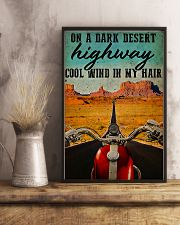COOL WIND IN MY HAIR - MB236 16x24 Poster lifestyle-poster-3