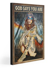 GOD SAY YOU ARE Gallery Wrapped Canvas Prints tile