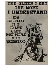 LIVE A LIFE MOST PEOPLE DON'T UNDERSTAND Vertical Poster tile