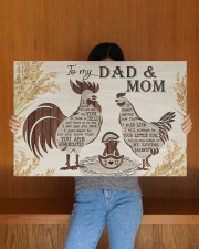 TO MY MOM AND DAD  30x20 Gallery Wrapped Canvas Prints aos-canvas-pgw-30x20-lifestyle-front-22