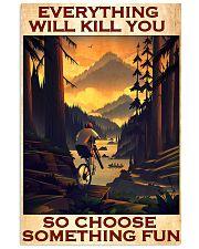 CHOOSE SOMETHING FUN  Vertical Poster tile
