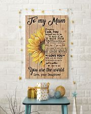 TO MY MUM  24x36 Poster lifestyle-holiday-poster-3