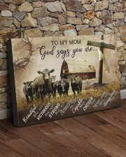GOD SAYS YOU ARE  30x20 Gallery Wrapped Canvas Prints aos-canvas-pgw-30x20-lifestyle-front-21