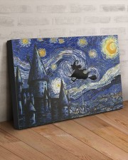 STARRY NIGHT 30x20 Gallery Wrapped Canvas Prints aos-canvas-pgw-30x20-lifestyle-front-07