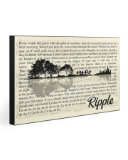 RIPPLE  30x20 Gallery Wrapped Canvas Prints front