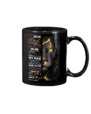 TO MY DAD - MB70 Mug front