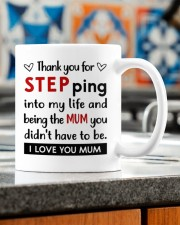 THANK YOU FOR STEPPING INTO MY LIFE Mug ceramic-mug-lifestyle-57