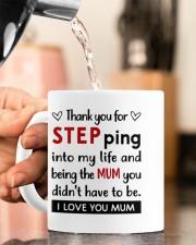 THANK YOU FOR STEPPING INTO MY LIFE Mug ceramic-mug-lifestyle-65