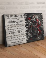 THE DAY I MET YOU  30x20 Gallery Wrapped Canvas Prints aos-canvas-pgw-30x20-lifestyle-front-07