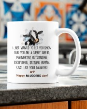 JUST LIKE YOUR DAUGHTER  Mug ceramic-mug-lifestyle-57