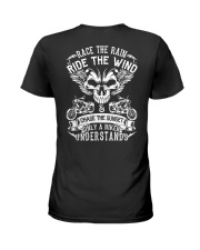Only a biker understands - MB249 Ladies T-Shirt thumbnail