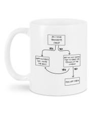 PISS OFF  Mug back