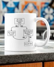PISS OFF  Mug ceramic-mug-lifestyle-57