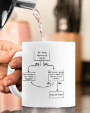 PISS OFF  Mug ceramic-mug-lifestyle-65