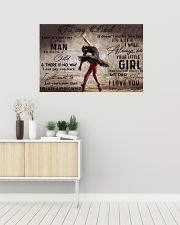 TO MY DAD - BALLET - MB333 36x24 Poster poster-landscape-36x24-lifestyle-01
