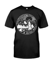 SIX FEET PEOPLE  Classic T-Shirt front