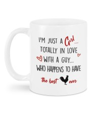 A GUY WHO HAPPENS TO HAVE THE BEST COCK EVER Mug back