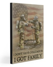 I GOT FAMILY - 51T9 20x30 Gallery Wrapped Canvas Prints front