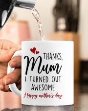 I TURNED OUT AWESOME Mug ceramic-mug-lifestyle-65