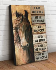HE IS MY HORSE 20x30 Gallery Wrapped Canvas Prints aos-canvas-pgw-20x30-lifestyle-front-14