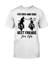 BEST FRIENDS FOR LIFE - MB359 Classic T-Shirt front