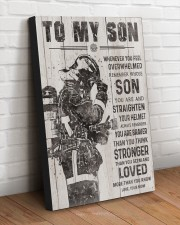 TO MY SON - FIREFIGHTER 20x30 Gallery Wrapped Canvas Prints aos-canvas-pgw-20x30-lifestyle-front-14