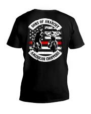 AMERICAN CHOPPERS V-Neck T-Shirt thumbnail