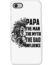 THE MAN THE MYTH THE BAD INFLUENCE - MB118 Phone Case thumbnail
