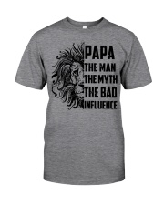 THE MAN THE MYTH THE BAD INFLUENCE - MB118 Classic T-Shirt tile