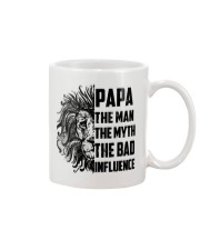 THE MAN THE MYTH THE BAD INFLUENCE - MB118 Mug tile