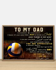 TO MY DAD - MB299 36x24 Poster poster-landscape-36x24-lifestyle-03