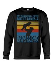 BADASS DAD - MB258 Crewneck Sweatshirt thumbnail