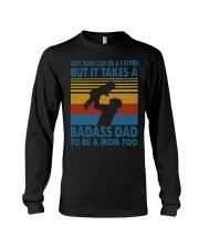 BADASS DAD - MB258 Long Sleeve Tee thumbnail