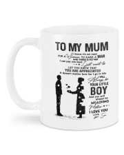 TO MY MUM Mug back