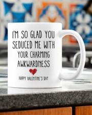 YOUR CHARMING AWKWARDNESS Mug ceramic-mug-lifestyle-57