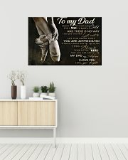 TO MY DAD - MB290 36x24 Poster poster-landscape-36x24-lifestyle-01