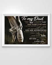 TO MY DAD - MB290 36x24 Poster poster-landscape-36x24-lifestyle-02