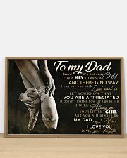 TO MY DAD - MB290 36x24 Poster poster-landscape-36x24-lifestyle-03