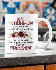 HOW TO HANDLE MY CHILDREN Mug ceramic-mug-lifestyle-57