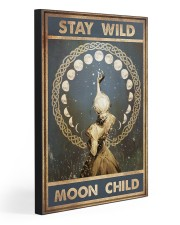 STAY WILD MOON CHILD  20x30 Gallery Wrapped Canvas Prints front