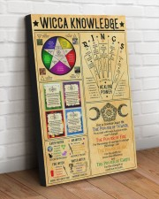 WICCA KNOWLEDGE  20x30 Gallery Wrapped Canvas Prints aos-canvas-pgw-20x30-lifestyle-front-14