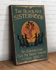THE BLACK HAT SISTERHOOD 20x30 Gallery Wrapped Canvas Prints aos-canvas-pgw-20x30-lifestyle-front-14