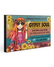 ROCK YOUR GYPSY SOUL 30x20 Gallery Wrapped Canvas Prints front