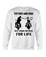 BEST RIDING PARTNERS FOR LIFE - MB358 Crewneck Sweatshirt thumbnail